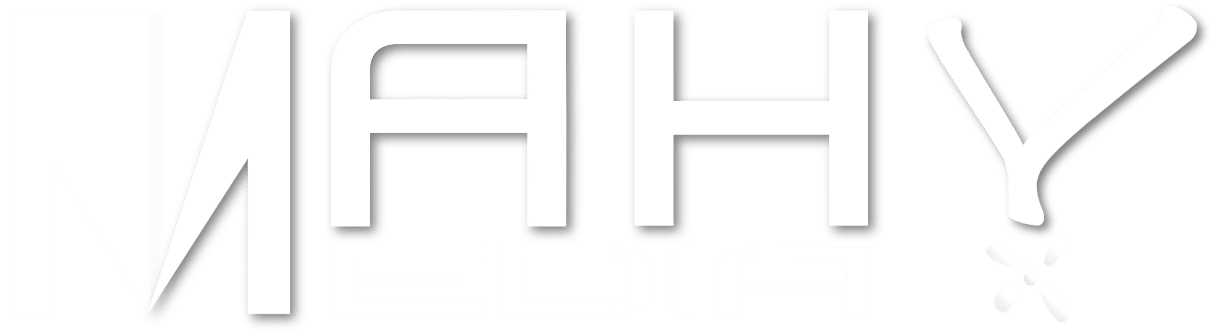 logo blanc mahymedia création de site web