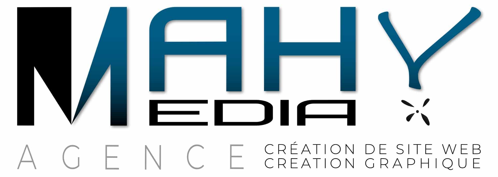 Logo de l'agence de création de site web Mahymedia